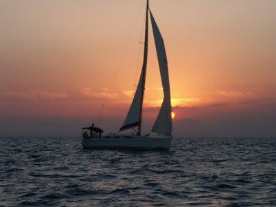 Sailing boat trip, La Manga.Family Ticket,4h