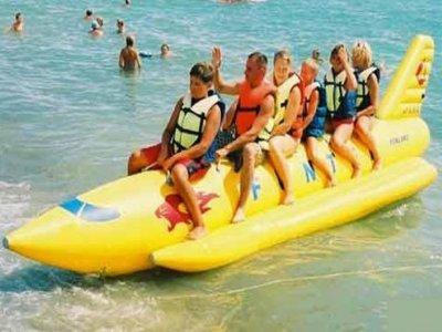 El Superviviente Paintball Banana Boat