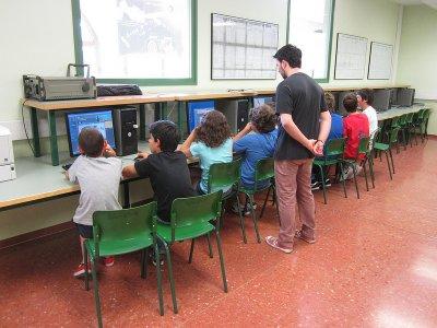 Campamentos Tecnológicos Barcelona