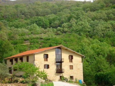 English and adventure camp in Valle del Ambroz