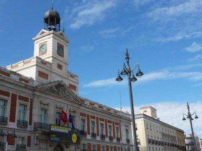 2h Literary Madrid city tour