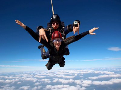 Tandem Skydive in Suffolk