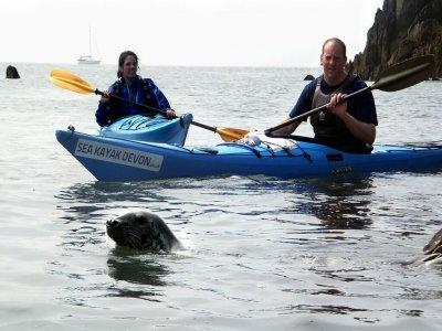 Kayaking half day in Devon for Children