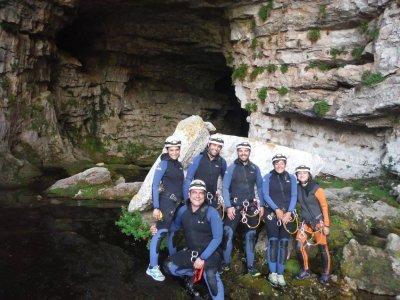 1 day visiting Los Chorros Cave