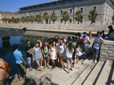 Nautical Camp, Cartagena, 10 Days in August