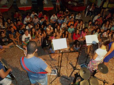 Music Camp, Cartagena, 10 Days