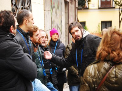 Legends and anecdotes of Madrid guided tour