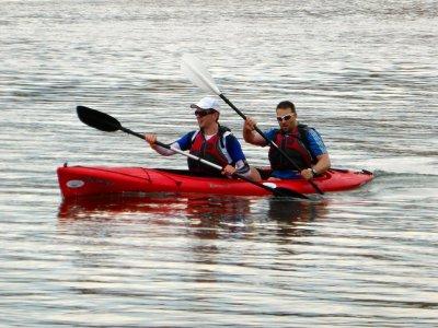 One-Seater Kayak Rental in Moraira, 2-Hours