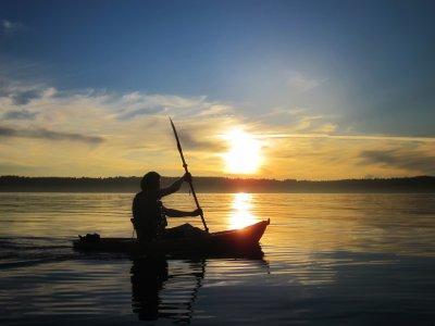 Kayak Rental for Two People, 2h