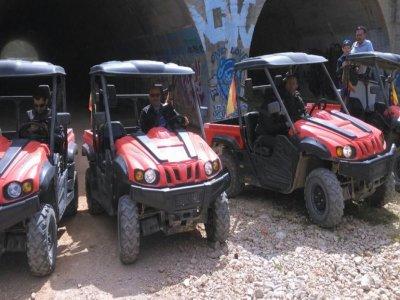 Buggy trip to Cumbre del Sol 1 hour