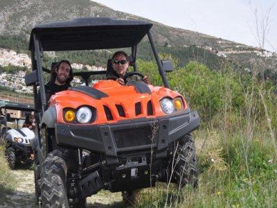Ride a Buggy to Pedreguer and Ganadería