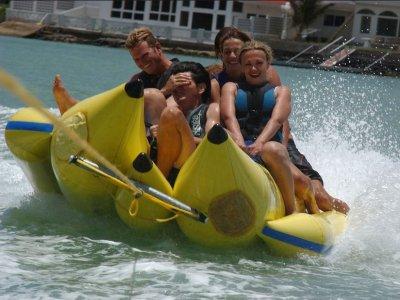 Banana boat + Flyflish & Parasailing, Moraira