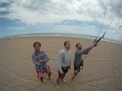 Kiteboarding Baptism in Barcelona - Inexpensive!