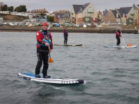 Have a go in Paddleboarding!