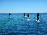 Enjoy the beauty of the surroundings while Paddle Boarding!