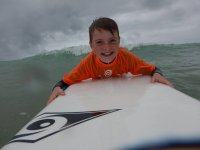 Learn Surfing with Logo Lizard Adventure Ltd!