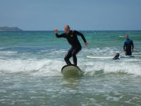 It doesn´t matter what age you have to start learning this water sport!