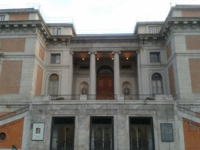 Visit a Cultural Exhibition in Madrid