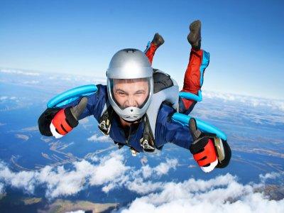Tandem Skydive Oxfordshire