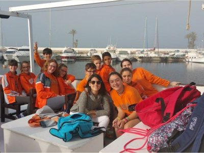 Panoramic excursion on boat Isla Grosa
