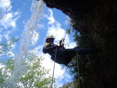 Canyoning in Picos de Europa, Asturias