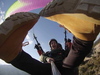 Vol Factory Parapente