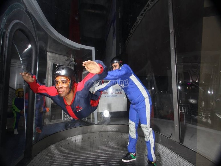Indoor skydiving is a great adventure for everyone.jpg