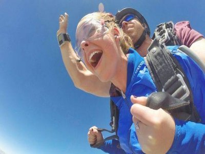 Tandem Skydive with photos and video
