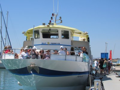 Bachelor party Ferry Mar Menor 1h