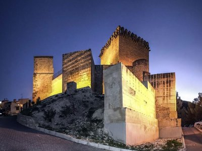 Guided tour through Moratalla & old town