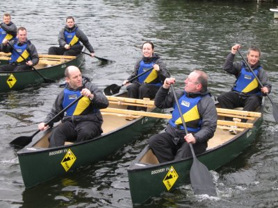 Clearsky Adventure Centre Canoeing
