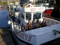 Come and have a great day at Serenity Farne Island Boat Tours