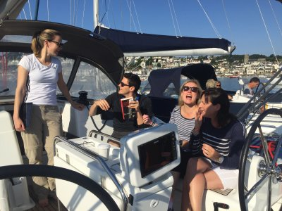 2 Day / Weekend Sail to Salcombe or Fowey