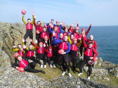 Clearsky Adventure Centre Coasteering