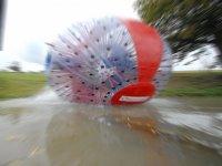 The Aqua Sphereing at Spheremania!