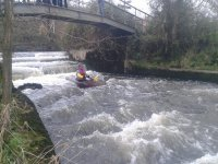 Kayaking for Advanced level.