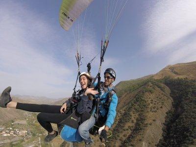 Paragliding 2 Flights + HD Video in Granada