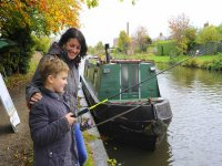 Do some fishint in  Seend Locks Canal & River Trust