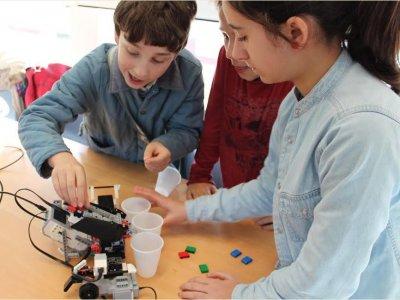 Tech camp for girls, Bilbao