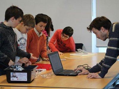 3D printing urban camp in Bilbao
