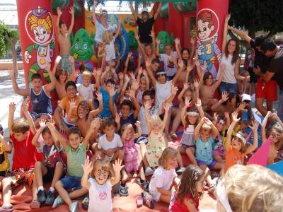 English day camp in La Herradura