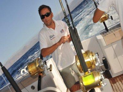 Atlantic Bluefin Tuna Fishing+Skipper in Denia 8h