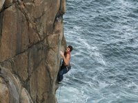 Take on the sea cliff challenge