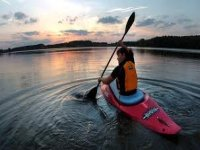 Kayaking on Poole Harbour