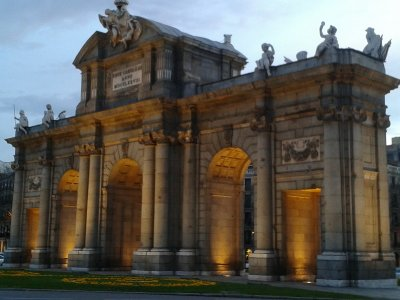 3 different guided tours in Madrid