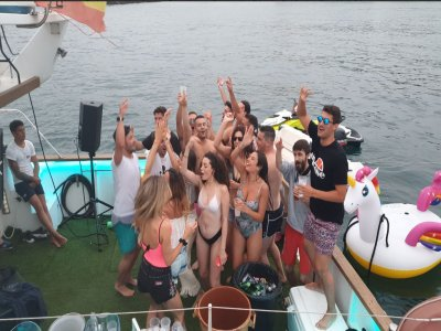 Playaventura Gijón Party Boat