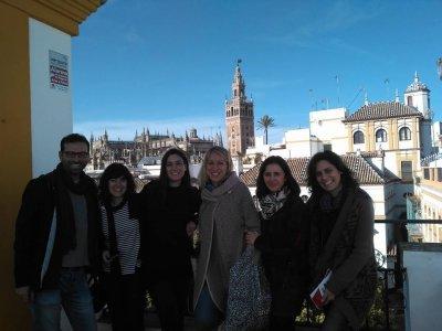 Visiting Seville's Modern Art