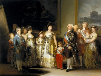 Velázquez and Goya in the Prado Museum