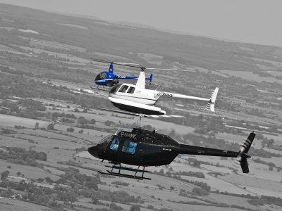 Phoenix Helicopter Academy Blackbushe Airport