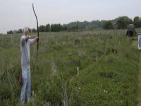 Archery in Kent.